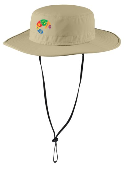 FIELD HAT STONE FRONT